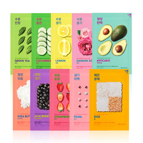 Holika Holika Pure Essence Mask Sheet * 3ea