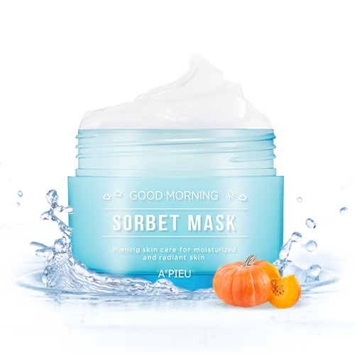A'PIEU Good Morning Sorbet Mask 105ml