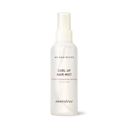 Innisfree My Hair Recipe Curl Up Hair Mist 150ml