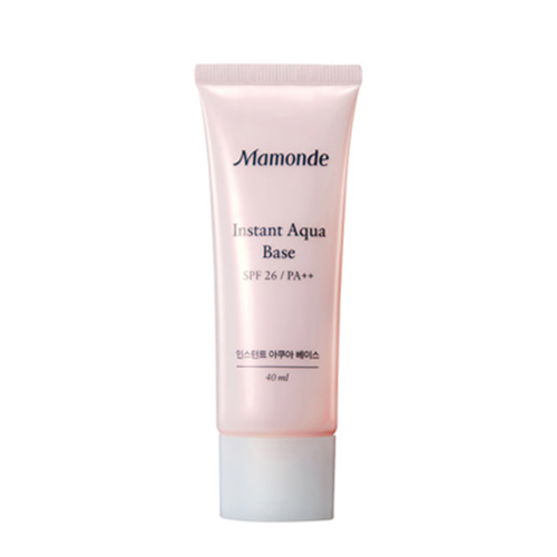 MAMONDE Instant Aqua Base SPF26 PA++ 40ml