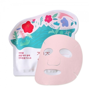 Ciracle From Jeju Camellia Flower Anti-Wrinkle Mask 21g*10ea