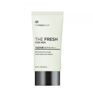 The FACE Shop The Fresh For Men Oil Absorbing Sun Cream 50ml