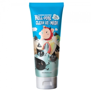 Elizavecca milkypiggy Hell-Pore Clean Up nose Mask, liquid type nose pack 100ml