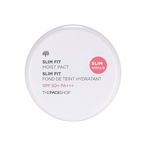 The FACE Shop Slim Fit Moist Pact SPF50+ PA+++ 11g