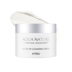 A'PIEU Aqua Nature White Up Clouding Cream 50ml