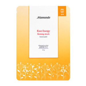 MAMONDE First Energy Firming Mask 30g