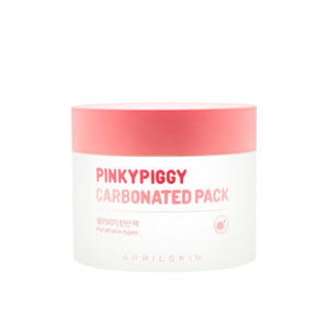 April skin Pinky Piggy Carbonated Pack 100g