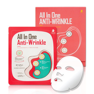 BANO All In One Anti-Wrinkle Mask 1 sheet