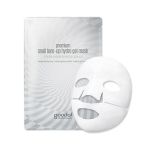 goodal Premium Snail Tone Up Hydrogel Mask 35g
