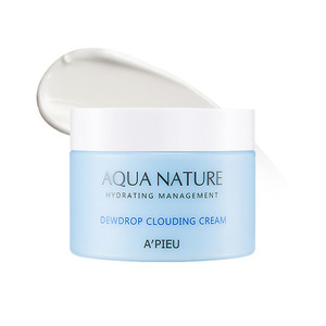 A'PIEU Aqua Nature Dewdrop Clouding Cream 50ml