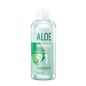 ARITAUM Aloe No Wash Cleanging Water 300ml