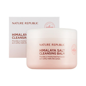 NATURE REPUBLIC Himalaya Salt Cleansing Balm Pink Salt 90ml