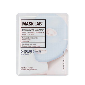 The FACE Shop Mask LAB Doublewrap Face Mask