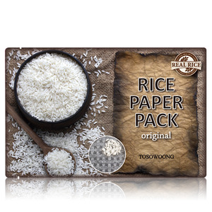 TOSOWOONG Rice Paper Pack (7pcs in a box)