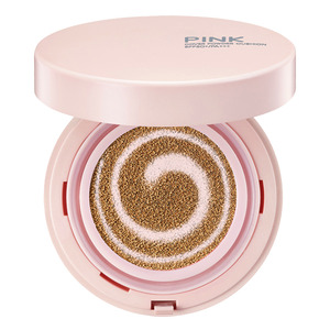 TOSOWOONG Pink Cover Powder Cushion 15g