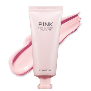 TOSOWOONG Pink Sun Block SPF35 PA++ 30ml