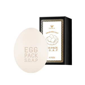 A'PIEU Egg Pack Soap 50g