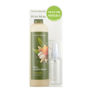 Nature Republic Real Super Grain Vitamin Toner 400ml