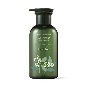 Innisfree My Essential Body Soft Green Body Cleanser 330ml