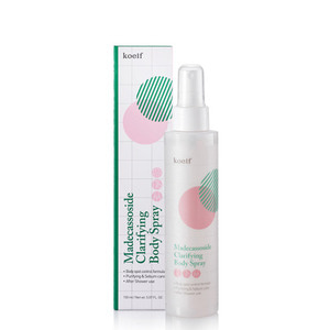 Koelf Madecassoside Clarifying Body Spray 150ml