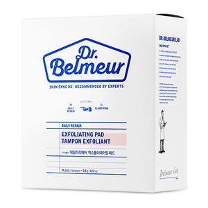 THE FACE SHOP Dr.Belmeur Daily Repair Exfoliating Pad