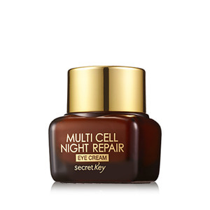 secretKey Multi Cell Night Repair Eye Cream 15g