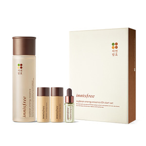 Innisfree Soybean Energy Essence EX Start Set