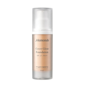 MAMONDE Cover Glow Foundation SPF25 PA++ 30ml