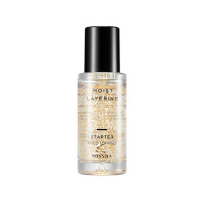 Missha Moist Layering Starter Gold Topping 30ml