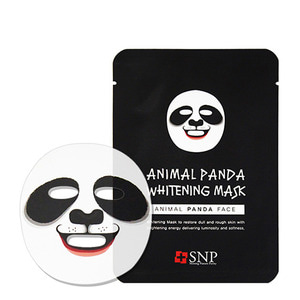 SNP Animal Panda Whitening Mask 10ea