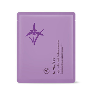 innisfree Jeju Orchid Enriched Cream Mask 16g