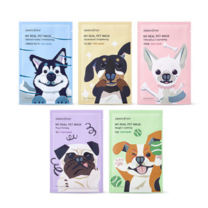 innisfree My Real Pet Mask 23g