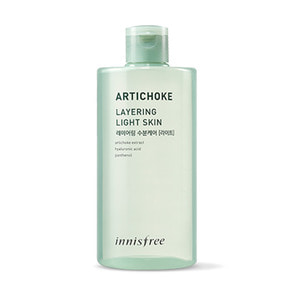 innisfree Artichoke Layering Light Skin 400ml