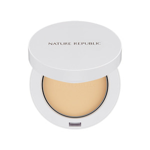 Nature Republic Provence Air Skin Fit Pact SPF27 PA++ 10g