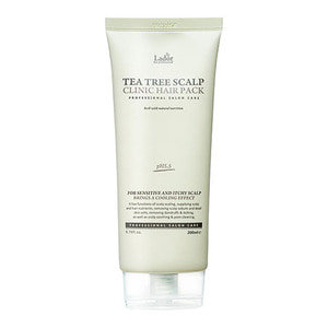 Lador Tea Tree Scalp Clinic Hair Pack 200g