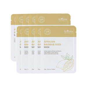 Isntree African Baobab Seed Mask 25g * 10ea