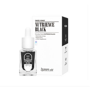 23years old Nutrience Black 15ml