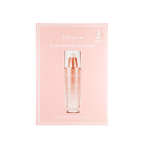 JM Solution Glow Luminous Aurora Mask 10ea