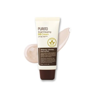 PURITO Snail Clearing BB cream 30ml