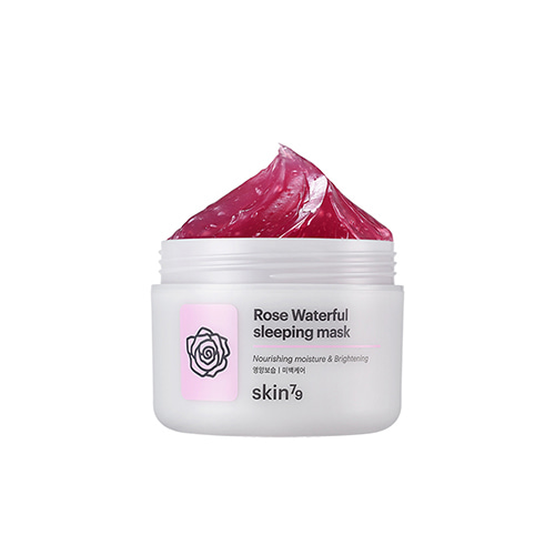 skin79 Rose Waterful Sleeping Mask 100ml