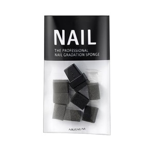 ARITAUM THE PROFESSIONAL NAIL GRADATION SPONGE 10ea